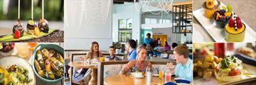 Loews Sapphire Falls Resort, Dining Options