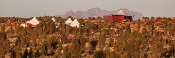 Longitude 131 tents