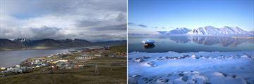 Longyearbyen & Spitsbergen landscapes
