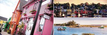 Lunenburg Streets & Scenery, Nova Scotia