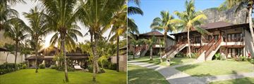 LUX Le Morne, Accommodation Buildings