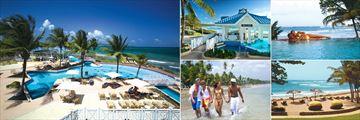 Magdalena Grand Beach & Golf Resort, Pool and Beach