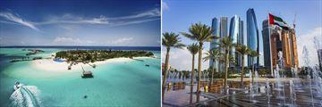Maldives & Abu Dhabi landscapes