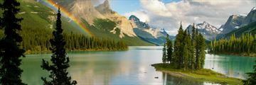 Maligne Lake, Jasper National Park