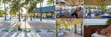 Wellness, Gym and Spa at Manchebo Beach Resort & Spa