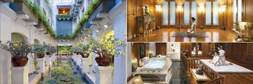 Mandarin Oriental, Bangkok, Spa, Yoga and Spa Suite