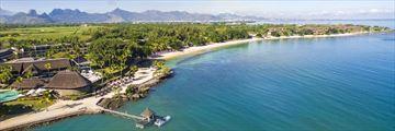 Aerial view of Maritim Resort & Spa