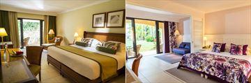Deluxe Room and Junior Suite at Maritim Resort & Spa