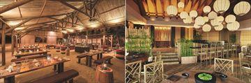 Les Filaos BBQ and Banyan at Maritim Resort & Spa