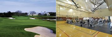 Melia Orlando Suite Hotel at Celebration, Celebration Golf Course and Celebration Fitness Centre