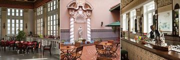Mercure Sevilla, Torre Del Oro Rooftop Restaurant, Patio and Bar