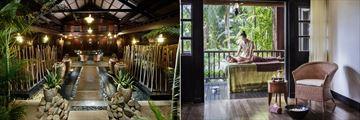 Spa Facilities at Meritus Pelangi Beach Resort & Spa