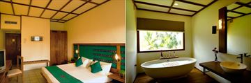 Mermaid Hotel & Club, Premium Deluxe Sea View Room and Bathroom
