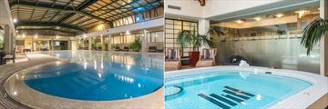 Millennium Hotel, Indoor Pool and Spa Pool
