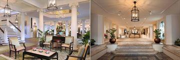 Moana Surfrider a Westin Resort, Lobby