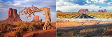 Monument Valley & Capitol Reef National Park