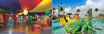 Kids' Facilities at Moon Palace Cancun