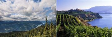 Mount Revelstoke & Okanagan Valley