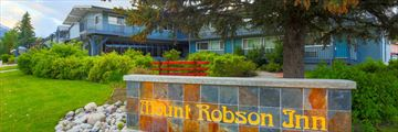 Mount Robson Inn, Exterior