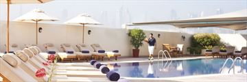 Movenpick Hotel & Apartments Bur Dubai, Pool