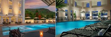 North Conway Grand, Outdoor and Indoor Pools