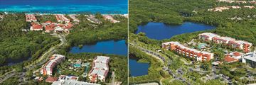 Now Garden Punta Cana, Aerial View of Resort
