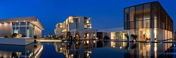 The Main Facade at The Oberoi Beach Resort, Al Zorah