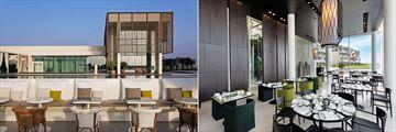 Vinesse Restaurant at The Oberoi Beach Resort, Al Zorah