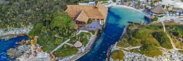 Occidental at Xcaret Destination Resort, Aerial View of Resort