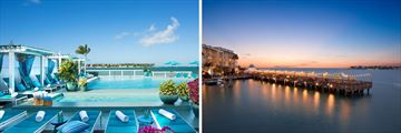 Ocean Key Resort and Spa Pool and Pier