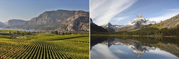 Okanagan Valley & Glacier National Park