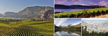 Okanagan Valley, Glacier National Park & Fraser River