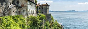 Lake Maggiore's architecture, Italy