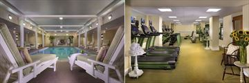 Omni Mount Washington Resort, Indoor Pool and Fitness Centre