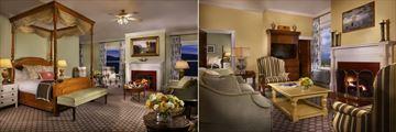 Omni Mount Washington Resort, Princess Carolyn Room and Luxury King Room