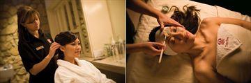 Omni Mount Washington Resort, Salon and Spa Facial