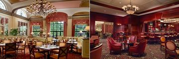 Robert's Restaurant and Marquee Bar & Lounge at Omni Shoreham