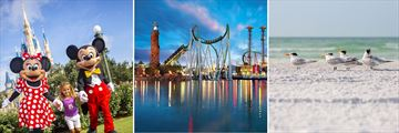 Attractions in Orlando, Florida