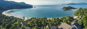 The Andaman, A Luxury Collection Resort, Langkawi Malaysia, Resort Overlooking Datai Bay