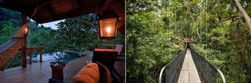 Canopy Villa at Pacuare Lodge