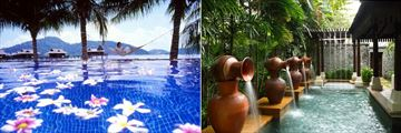 Pangkor Laut Resort, Pool and Malay Bath