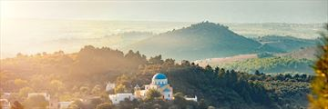 Panoramic views of Kos