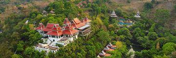 Panviman Resort Chiang Mai, Aerial View