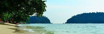 Paradise Beach in Pangkor