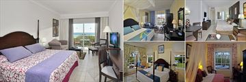 Accommodation at Paradisus Princesa Del Mar