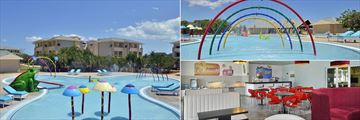 Kids' Pool and Dining at Paradisus Varadero