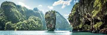 Phuket Thailand James Bond Island