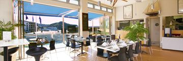 Picton Yacht Club Hotel, The Chartroom Restaurant
