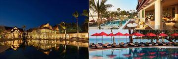 Beautiful pool views at Amari Koh Samui