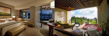 Shangri-La Rasa Rai Resort & Spa, Premier Room
